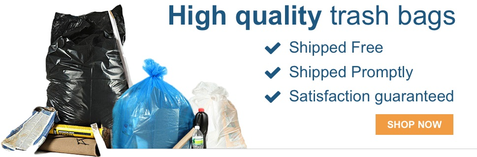 High Quality Trashbags