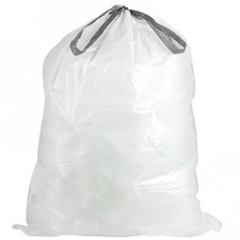 Sample Of 13 Gallon Extra Tall Drawstring Bags