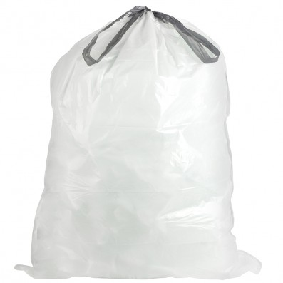 13 Gallon Extra Tall Drawstring, Jr Pack