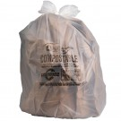 55-60 Gallon Compostable Trash Bags