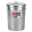Galvanized 31 Gallon