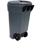 United Solutions 50 Gallon Outdoor Garbage Can