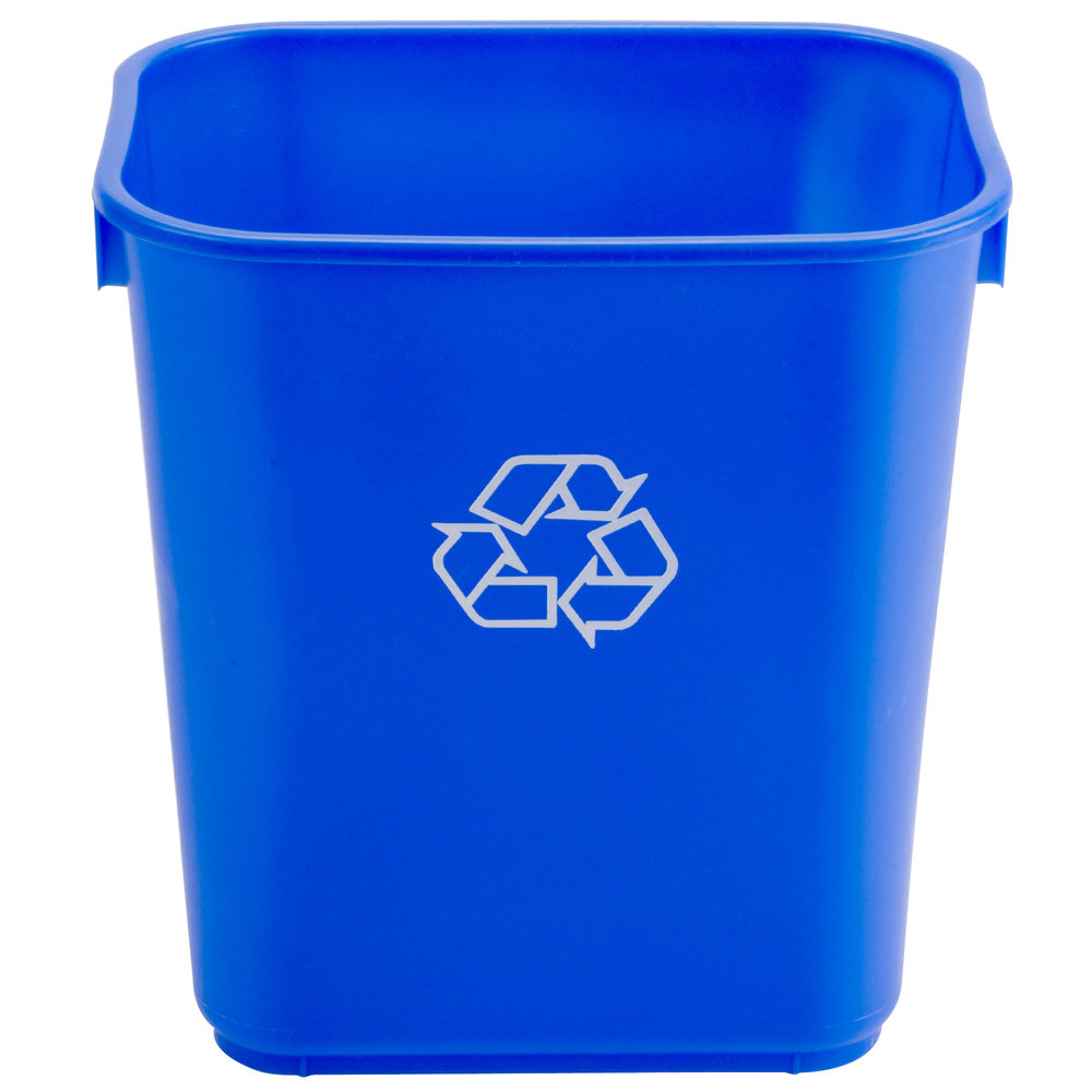 3 Gallon Recycle Can