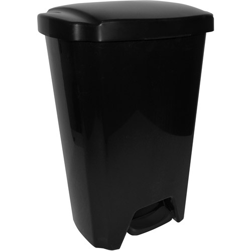 13 Gallon Hefty Step-On Trash Can