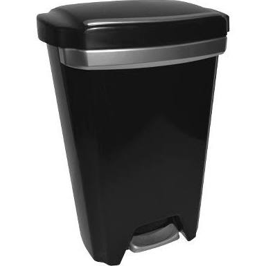 12.5 Gallon Hefty Step-On Trash Can